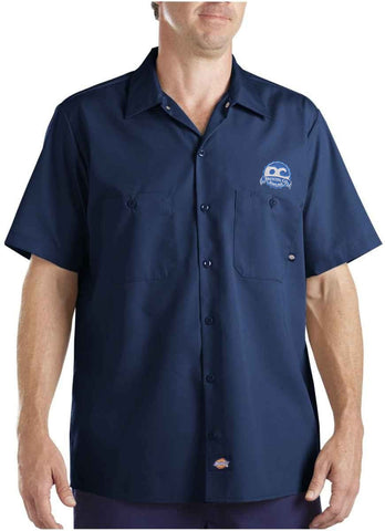 Oc Brewing Company Authentic Dickies Work Shirt