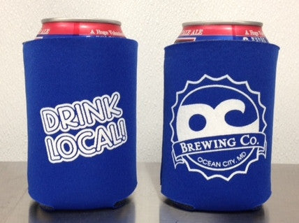 OC Brewing Co. Official Beer Can Cooler
