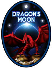Dragon's Moon OC Brewing Co. Beer Magnet