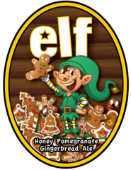 ELF OC Brewing Co. Beer Magnet