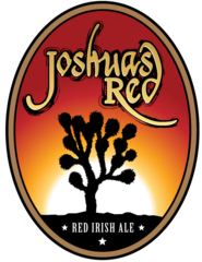 Joshua's Red OC Brewing Co. Beer Magnet