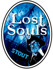 Lost Souls OC Brewing Co. Beer Magnet