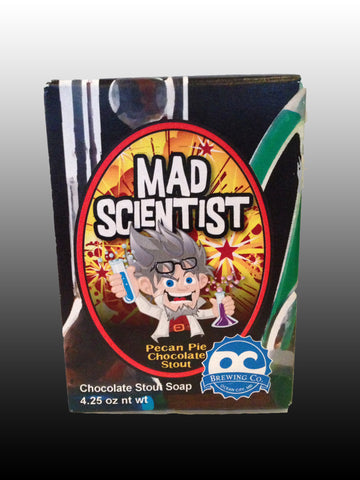 Mad Scientist Organic Pecan Pie Chocolate Stout Beer Soap