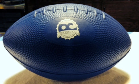 "OC Brewing Co. 9"" Nerf Football"