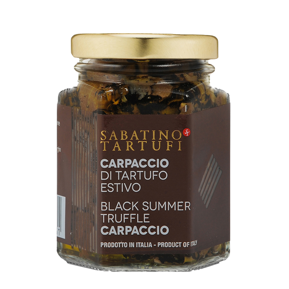 Black Summer Truffle Carpaccio- 90g