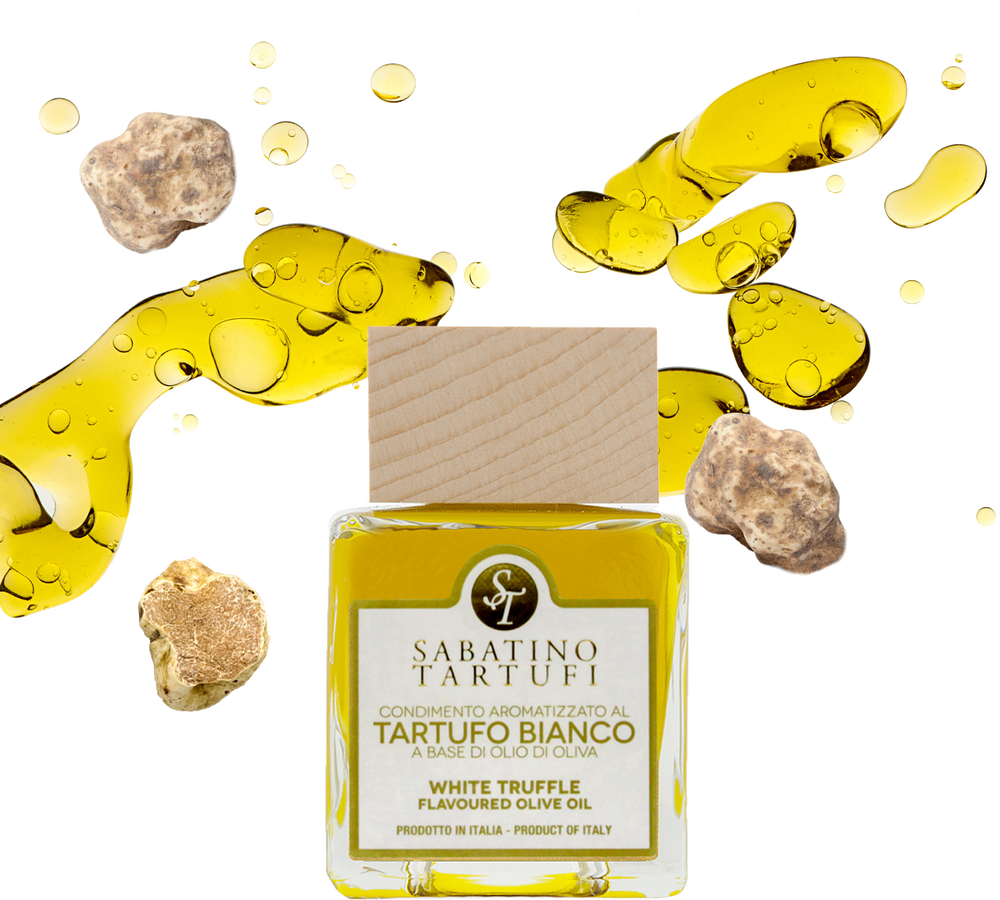 Premium White Truffle Infused Olive Oil