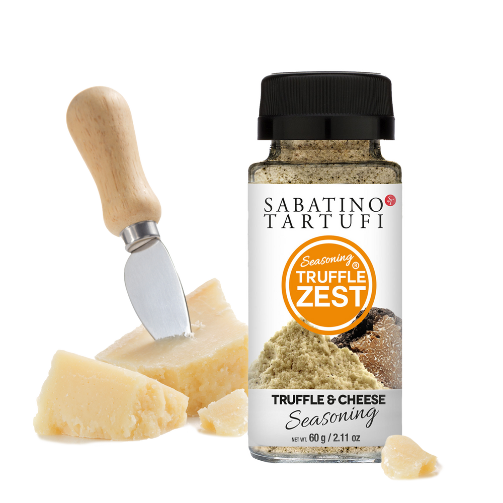 Truffle Zest & Cheese