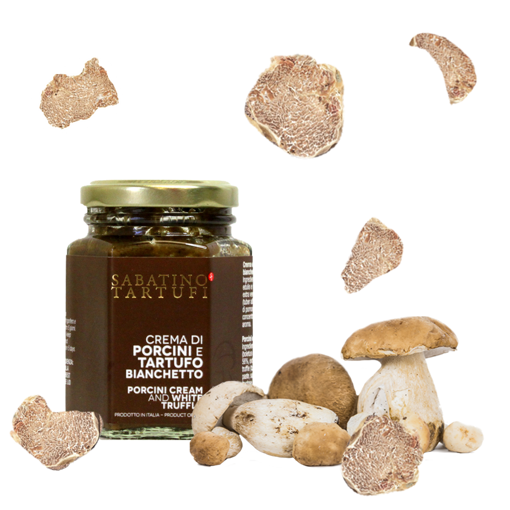 Porcini Cream And White Truffle- 90g