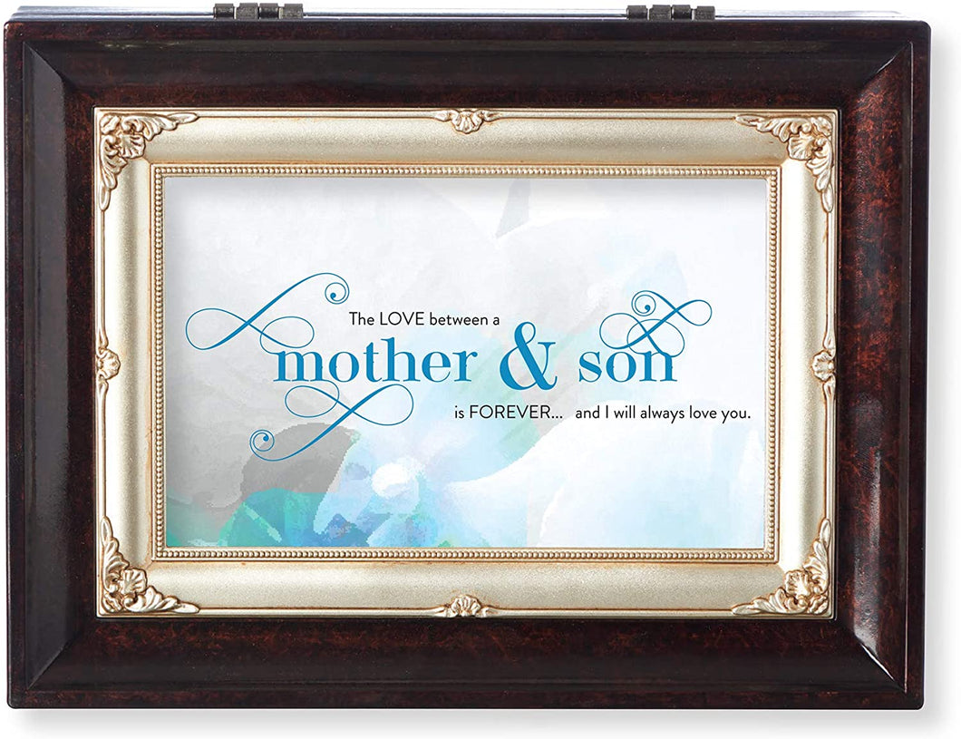 Mother and Son Music Box