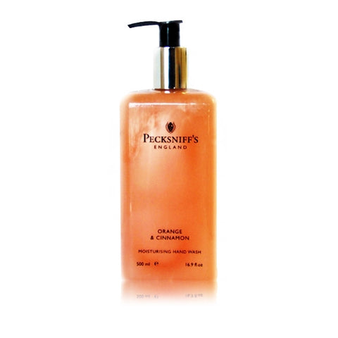 Pecksniffs Orange & Cinnamon Moisturising Handwash 500ml