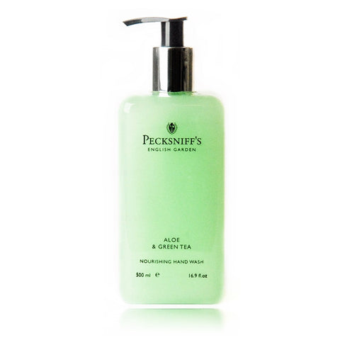 Pecksniff's Aloe & Green Tea Nourishing Hand Wash  500ml