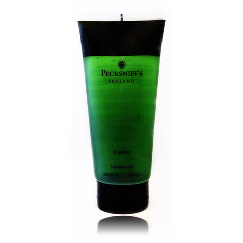 Pecksniff's Classic Mens Bath & Shower Gel  200ml