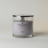 Pecksniff's Lavender & White Tea Fragranced  3 wick Candle