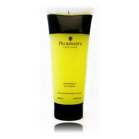 Pecksniff's Grapefruit & Citron Exfoliating Body Polish  200ml