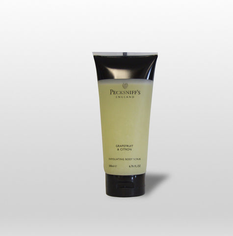 Pecksniff's Grapefruit & Citron Exfoliating Body Scrub