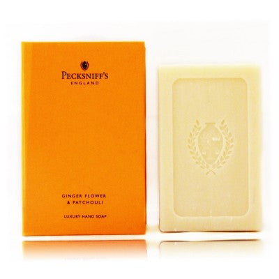 Pecksniff's Gingerflower & Patchouli Luxury Hand Soap 300g
