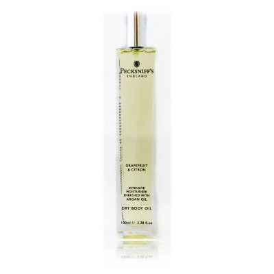 Pecksniffs Grapefruit & Citron Dry Body Oil  100ml