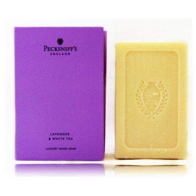 Pecksniff's Lavender & White Tea Luxury Hand Soap  300g