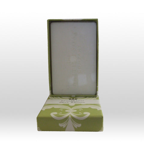 The British Soap Company presents Luxury Fragranced Olive Blossom Soap