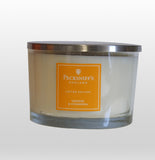 Pecksniffs Limited Edition Large 3 Wick Orange & Cinnamon Candle