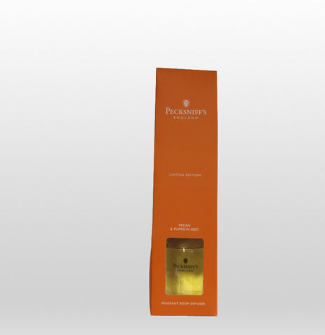 Pecksniffs Limited Edition Pecan & Pumpkin Seed Room Diffuser