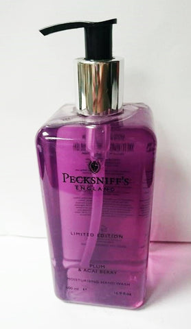 Pecksniffs Plum & Acai Berry Handwash  500ml