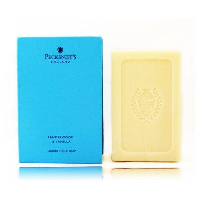 Pecksniffs Sandalwood & Vanilla Luxury Hand Soap  300g