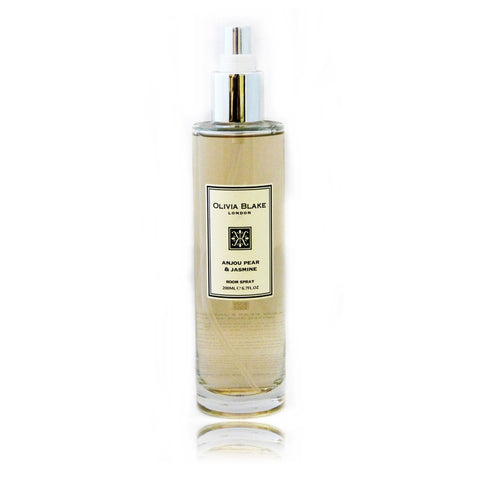 Olivia Blake Anjou Pear & Jasmine Fragranced Room Spray 200ml