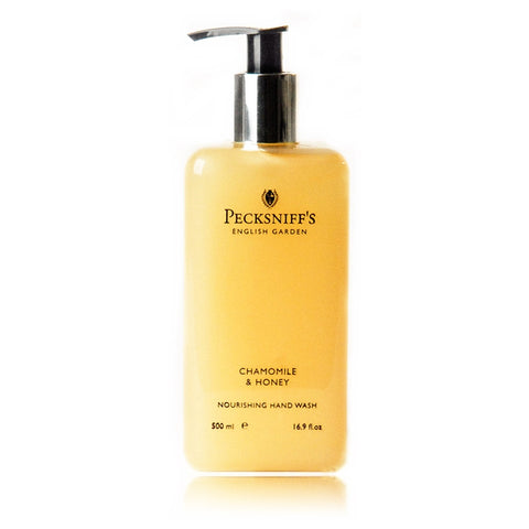 Pecksniff's Chamomile & Honey Nourishing Hand Wash  500ml