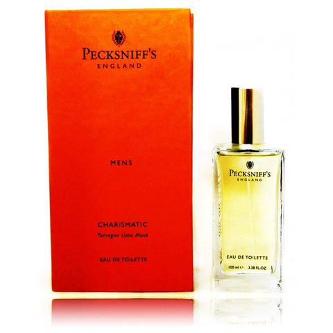 Pecksniffs Charismatic Mens Eau De Toilette  100ml