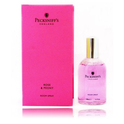 Pecksniffs Rose & Peony Room Spray  100ml