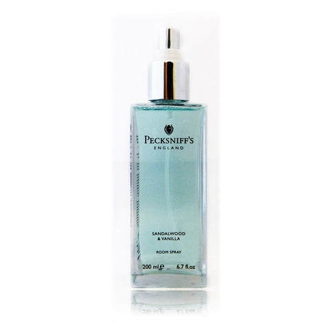 Pecksniffs Sandalwood & Vanilla Room Spray  200ml