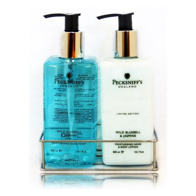 Pecksniff's Wild Bluebell & Jasmine Caddy  300ml
