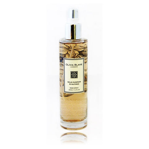 Olivia Blake Wild Pumpkin & Nutmeg Fragranced Room Spray 200ml
