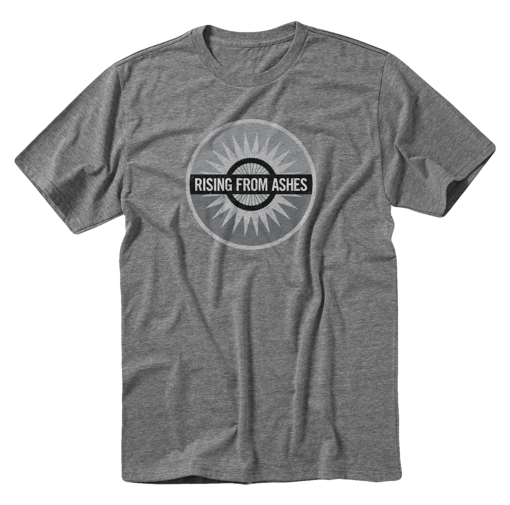 Short Sleeve RFA Grey T-Shirt