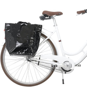 Black Bike Bag