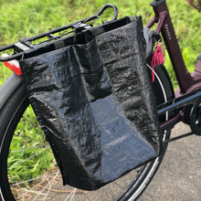 Load image into Gallery viewer, Black Bike Bag
