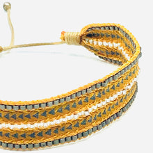 Load image into Gallery viewer, Mykonos Woven Bracelet