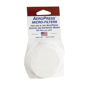 Aeropress Microfilters Pack of 350