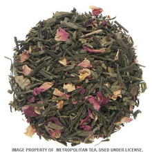 Load image into Gallery viewer, LOOSE LEAF TEA: Organic Kyoto Cherry Green Tea 100g
