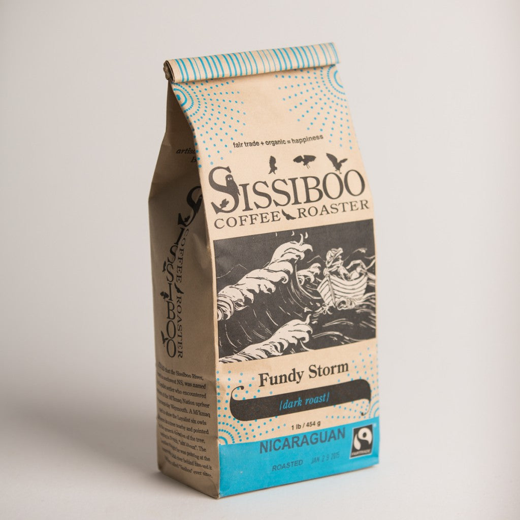 Sissiboo Coffee: Fundy Storm