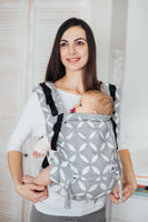 Porte-bébé Be Lenka 4ever Classic Grey