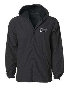 """Team Rider"" Hooded Waterproof Jacket Re-Boot"
