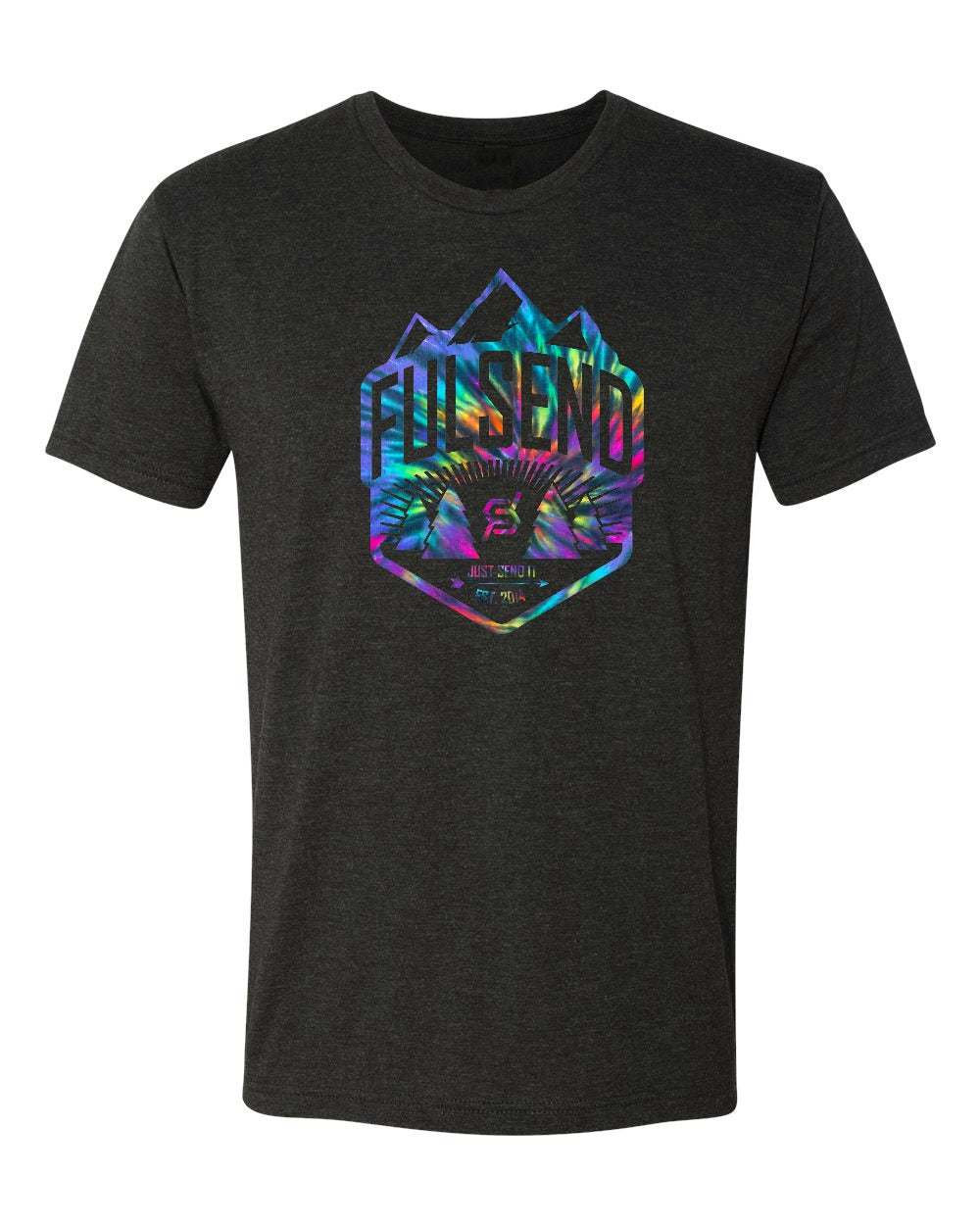 """Tie Dyed Adventure"" Men's Tee Re-Boot"