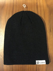 Dock-Wear Slouch Beanie (Black)