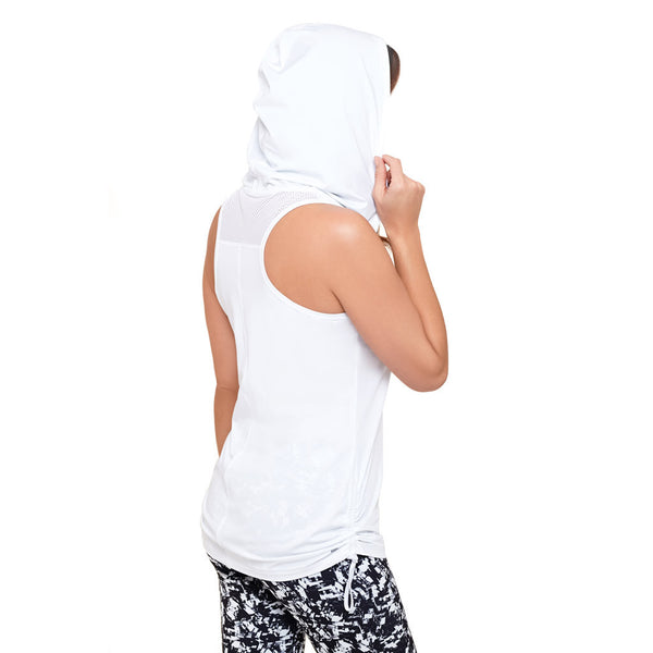 Hooded Tank
