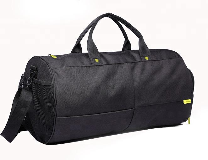 Pitch Black Weekender Nano Bag - Samsara Luggage