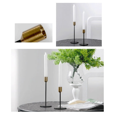 Mira Gothic Candle Holders