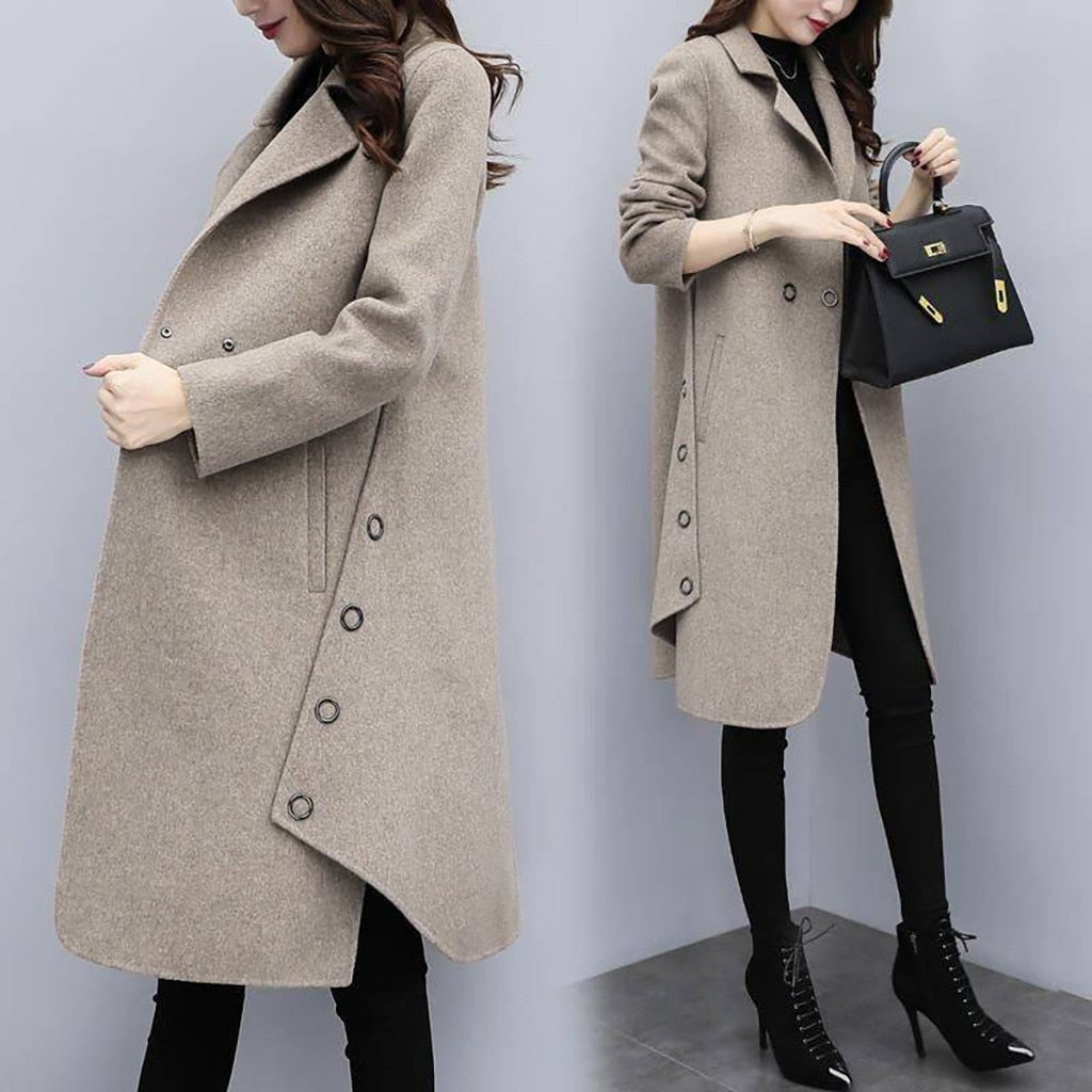 Avery Classic Day Coat