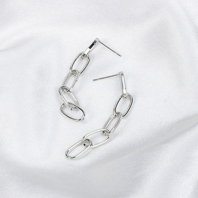 Leslie Chainlink Earrings